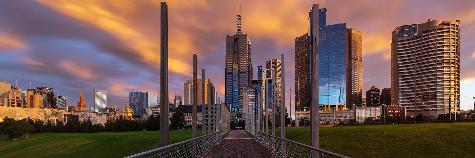 Melbourne Photography Workshop Birrarung Marr