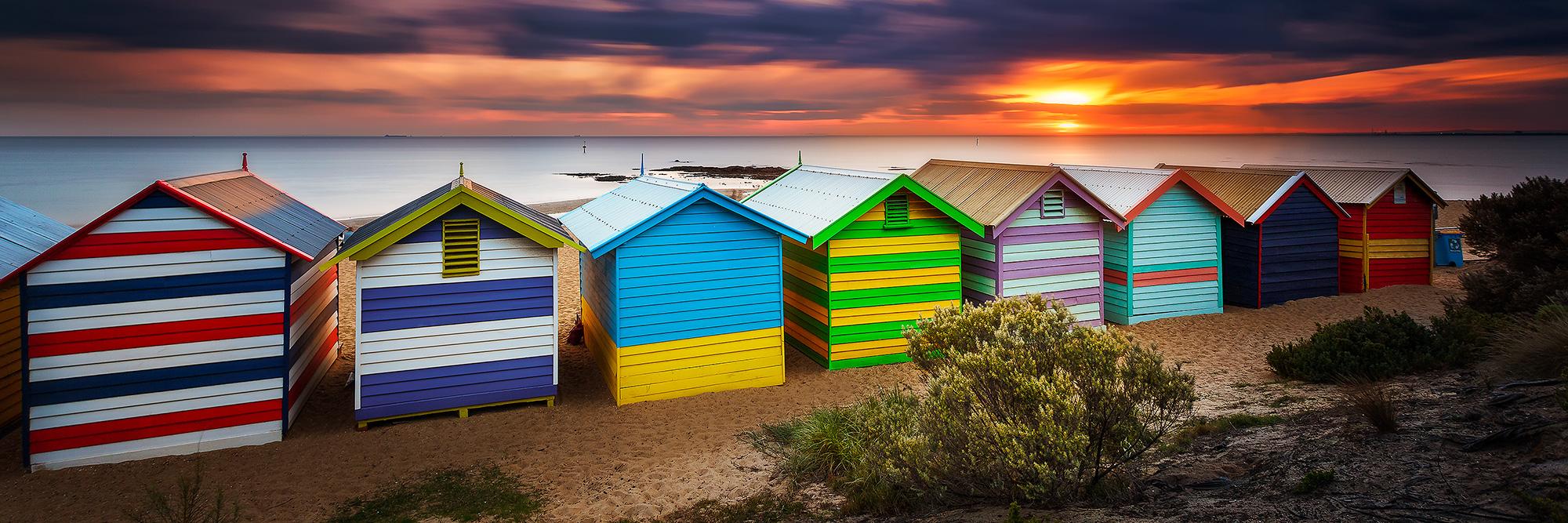 Melbourne Photography Workshop Brighton Beach