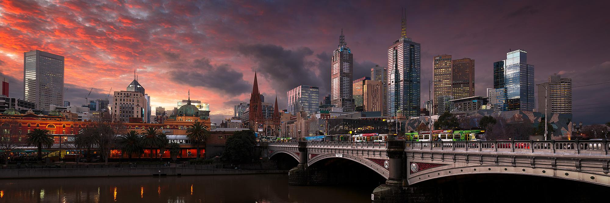 Melbourne Photography Workshop Southbank