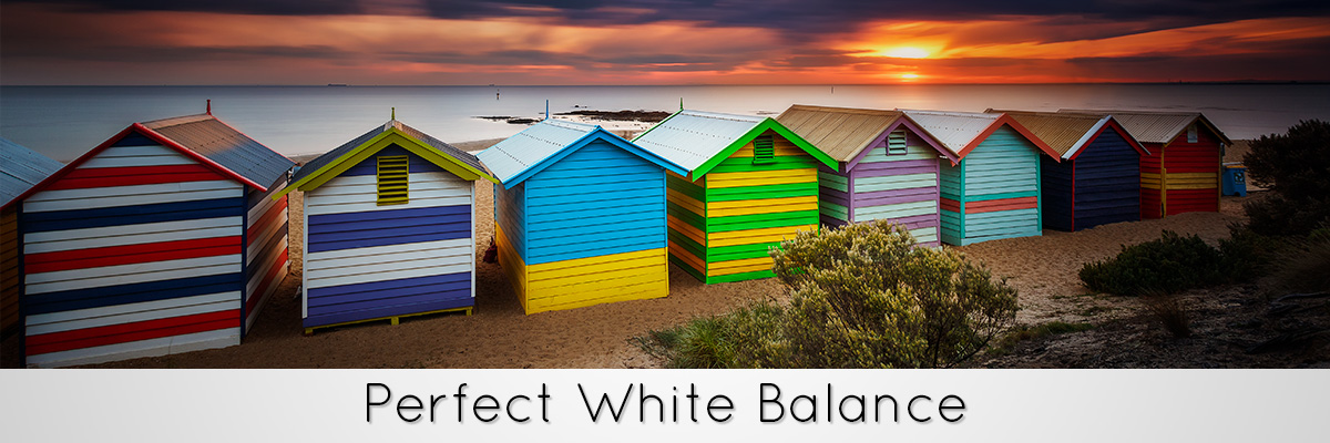 Perfect White Balance Photoshop Tutorial