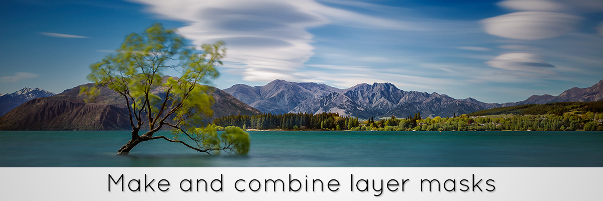 Layer Masks Photoshop Tutorial