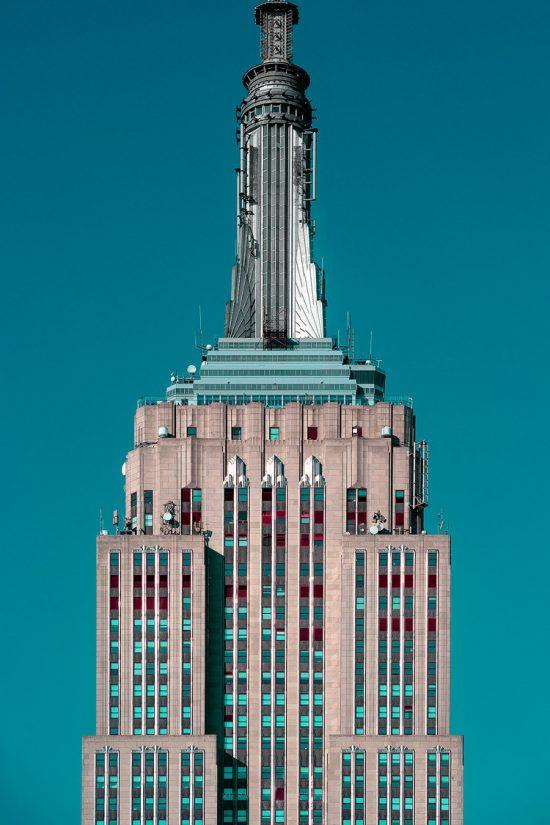 Empire State Building profile