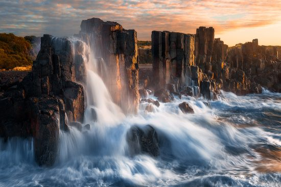 Bombo_Quarry_Sunrise_Photo_Print