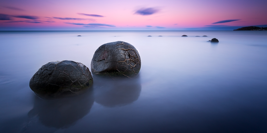 One day these giant Moeraki Boulders will hatch dragons