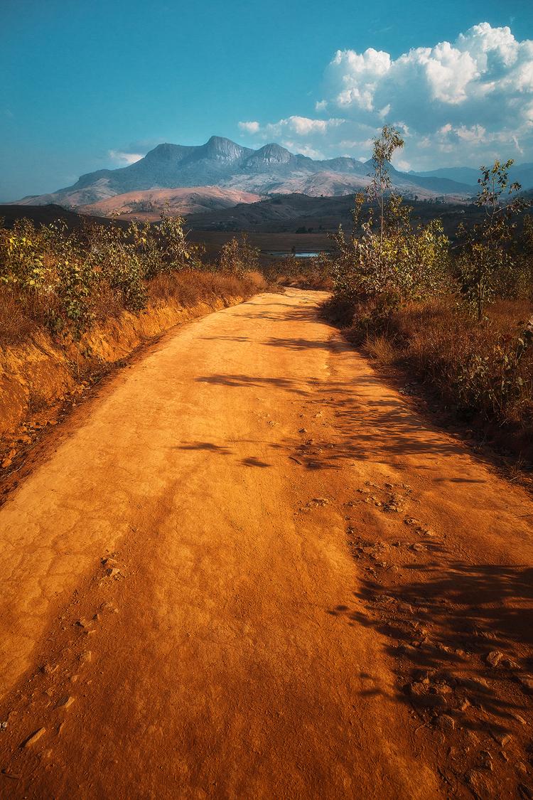 Road to Andringitra